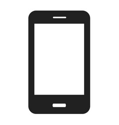 phone icon equipment for speaking vector image