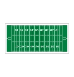 Field for football vector image