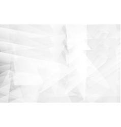 abstract white interior highlights future gray vector image
