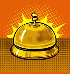 Hotel bell vector