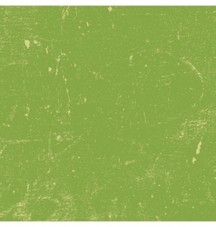 Green Distressed Paint vector image vector image