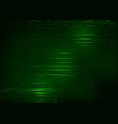 green square pattern on dark background vector image
