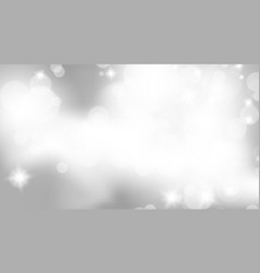 background with beautiful abstract silver for vector image