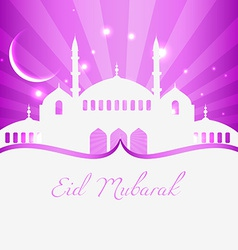 Islamic festival vector