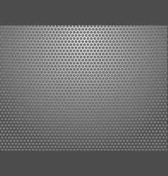 perforated metal sheets background vector image