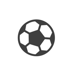 soccer ball icon images vector image