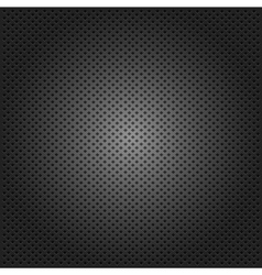 carbon corduroy grid black background vector image