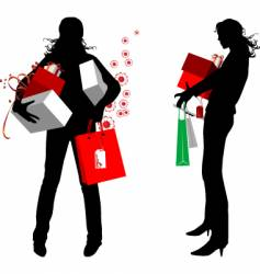 shopping 88 design vector image vector image