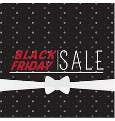 black friday promotion image vector image