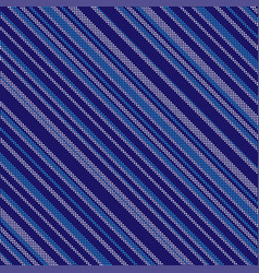 dotted diagonal blue background vector image