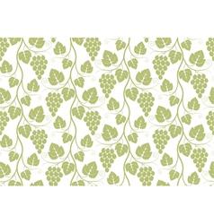 Pattern Grape vector image