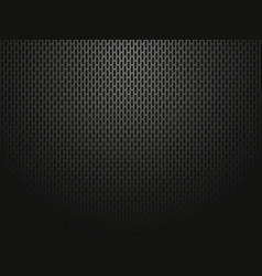 dark metallic perforated sheets vector image