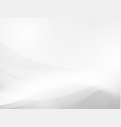Gray silver abstract background vector