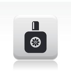 Cosmetic icon vector