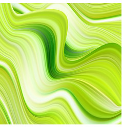 modern colorful flow poster wave liquid shape vector image