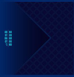 template abstract classic geometric squares vector image