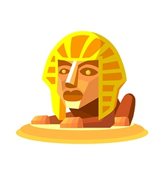 Icon sphinx vector