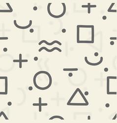 seamless geometric pattern design premium vector image