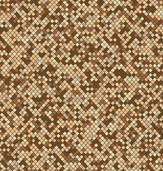 Square Mosaic Texture vector image vector image
