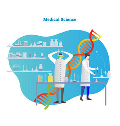 medical science drug or pill vector image