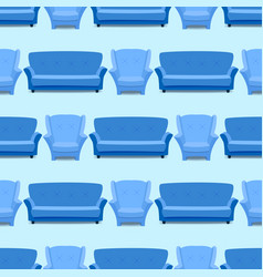home rest sleep furniture comfortable vector image vector image