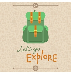 Lets go explore vector