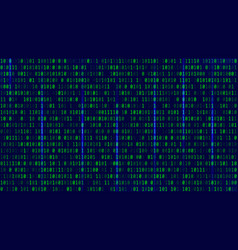 Background in a matrix style falling random vector