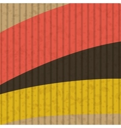 Wood background design vector image