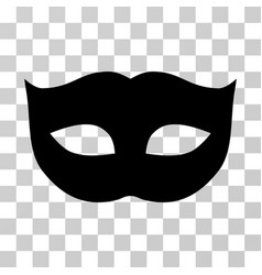 privacy mask icon vector image