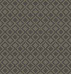 Abstract geometric square seamless pattern vector image vector image