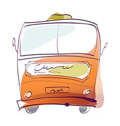 A bus vector