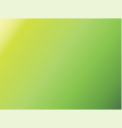 green gradient abstract background vector image