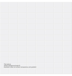 White texture seamless brick wall vector