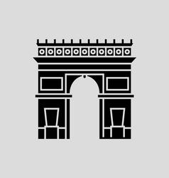 Arc De Triomphe vector