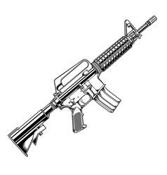 Colt ar 15 model 733 vector