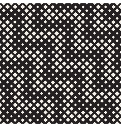 Seamless Black And White ZigZag Halftone vector