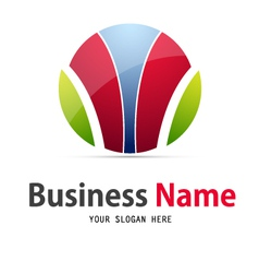 business web icon and logo vector image vector image