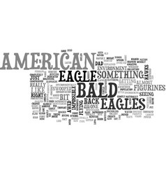 american automaker needs new concepts text word vector image vector image
