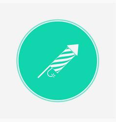 firework icon sign symbol vector image