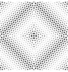 Halftone pattern radial gradient transition vector
