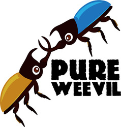 Pure Weevil vector
