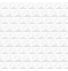 White background from pyramids vector image