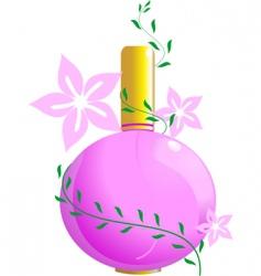 Flower scent vector