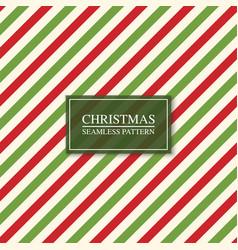 christmas seamless colorful pattern bright xmas vector image