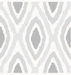 Grey rhombus seamless pattern vector
