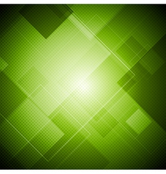 Abstract vibrant tech vector image vector image