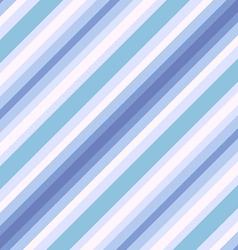 Seamless diagonal pattern blue sea navel colors vector image vector image