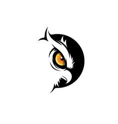 Night owl design vector