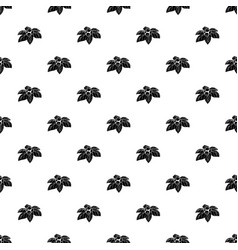 Whortleberries pattern seamless vector