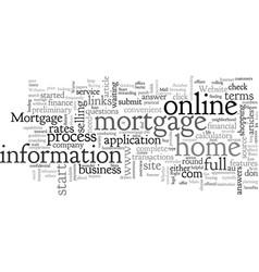 Australian mortgage sites make right choice vector